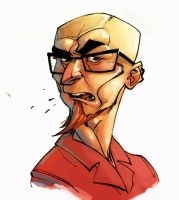 Dr. Venture by Alex0wens
