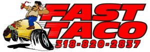 FAST TACO LOGO by MENTAL-images