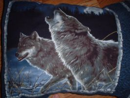 -A Shallow Howl- by senessance
