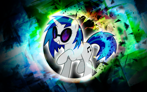 Vinyl Scratch WP (Ver. 2) by CKittyKat98