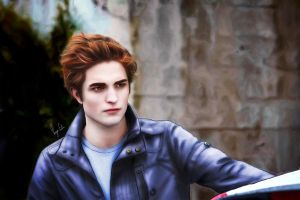 Edward Cullen by MorganEndres