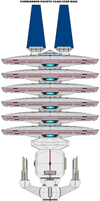 Corriander Pacific Class Star Base by mcspyder1