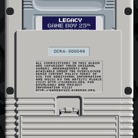Legacy Game Boy 25th Anniversary back by The-Coop