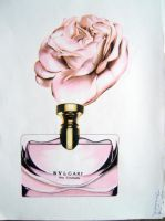 Rose and Perfume by SylphinaEdenhart