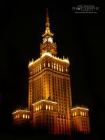Palace of Culture by adunio-photos