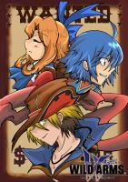 Wild arms 5 -My fav team- by crocell