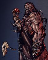 Butcher by Maggotmaster COLOR by Voodoodwarf