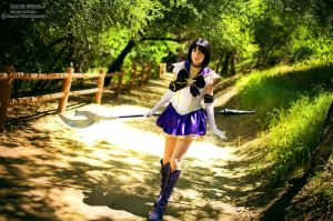 Sera Myu Sailor Saturn by Shiya