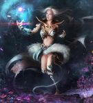 WHITE SORCERESS by Darkcloud013