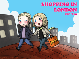 Shopping in London! by subaru87