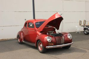 39 Ford coupe by jswis
