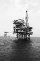 Oil Platform by lordmaky01