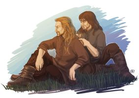 The Hobbit: An Unexpected Journey - be with you by maXKennedy