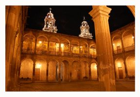Morelia at night by unconcioussic