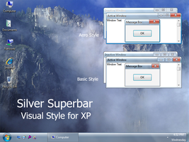 Silver Superbar by Vher528