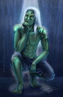 Handsome Danger by Draco-Stellaris