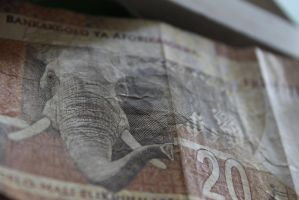 20 Rand (South African Money) by zombiemarshmellow