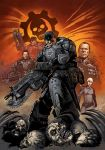Gears of War 19 cover by Wesflo
