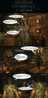 Skyrim Oddities: Calder by Janus3003