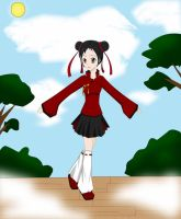 Pucca On Stage by KiroHoshi