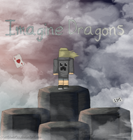 Imagine Dragons by CrystalWolfXx