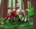 Gathering: Another one! by ElectricLuxray
