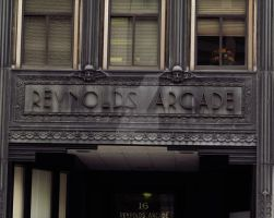 Reynolds Arcade by POETRYTHROUGHLENS