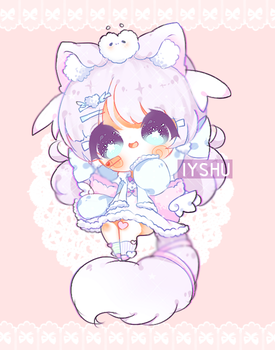 Mimibon Adoptable Auction [OPEN] by Iy-shu