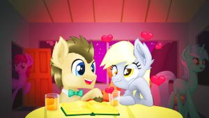 Cafe Date by Atomic8497