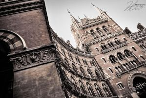 St Pancras by Enigma087