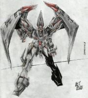 deathscythe tuned version by WEREsandrock