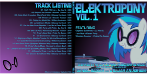 Elektropony Album Art by Chessie2003