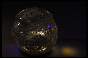 Glass object by Mackingster