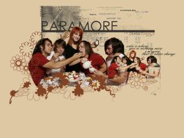 Paramore Loves Cake by prettygeeky