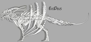 ExoDeus - The Named by AbelPhee