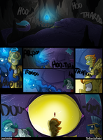 Lunar Isolation Pg 74 by TheDracoJayProduct