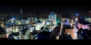 Ikebukuro West Side by burningmonk
