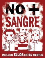 No Mas Sangre by mapacheanepicstory