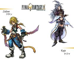Final Fantasy IX by ShiroTagachi