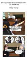 Houkago Buster - Normal Day #19 by heyn327