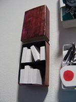 Matchbox Bookshelf by jfleck