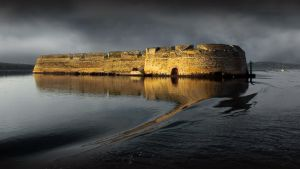 St Nicholas' fortress by jollimir
