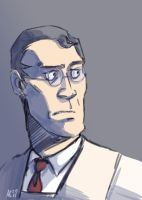 Medic Monday 24 Oct 2011 by severusgraves