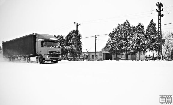 Snow stories 6 by Horzescu