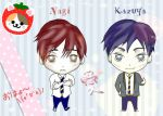 Random Seme 1+2 (Chibi version) by lokga