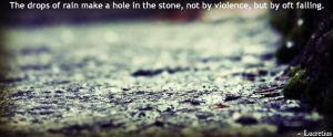 Holes in the Stone by AndehDulac