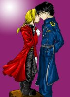 FMA: RoyEd for Pax-Dracona by Tensha-chan