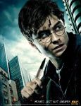 Sky Movies Harry Potter Ad by Agent-Reaper