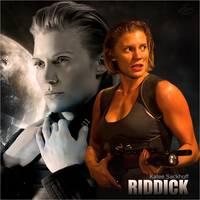 Katee Sackhoff - Dahl by PZNS
