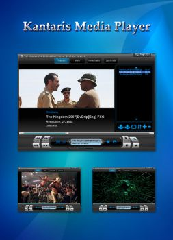 Kantaris Media Player by zeolyte